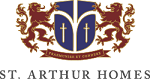 St Arthur Homes Logo